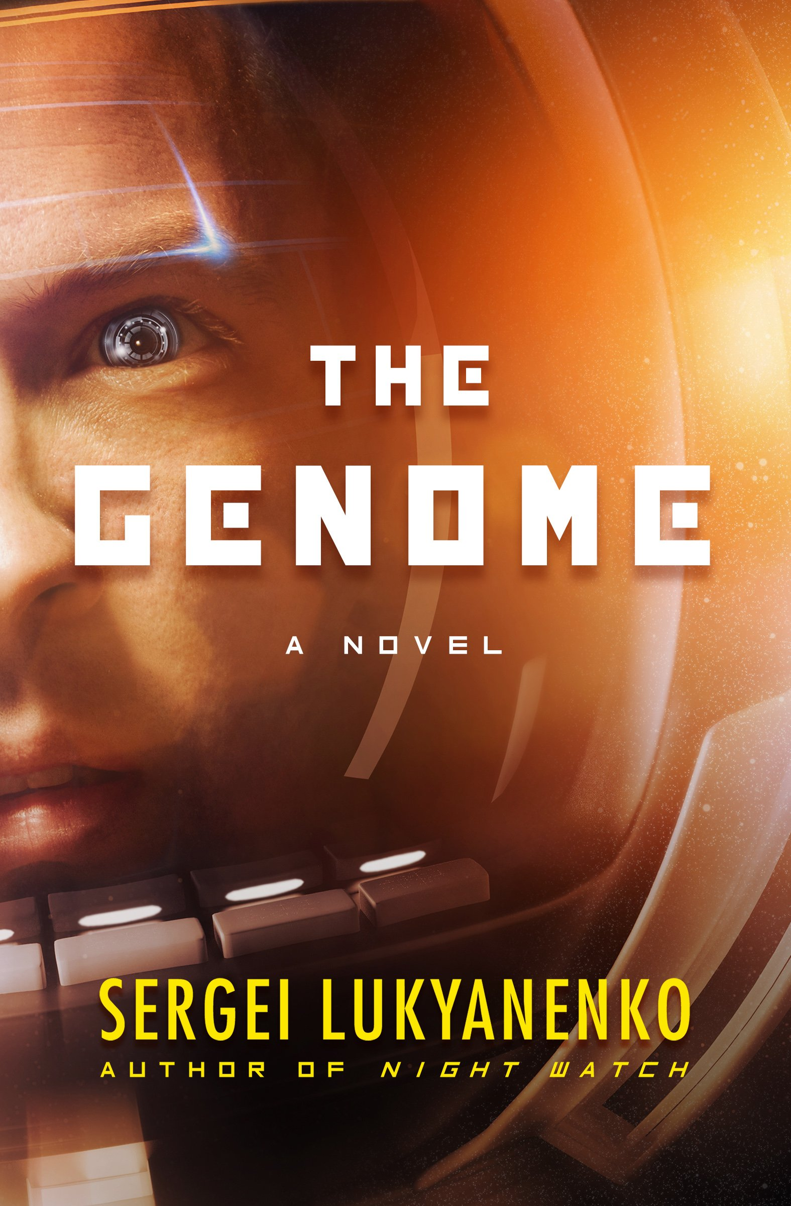 Read Online The Genome: A Novel pdf