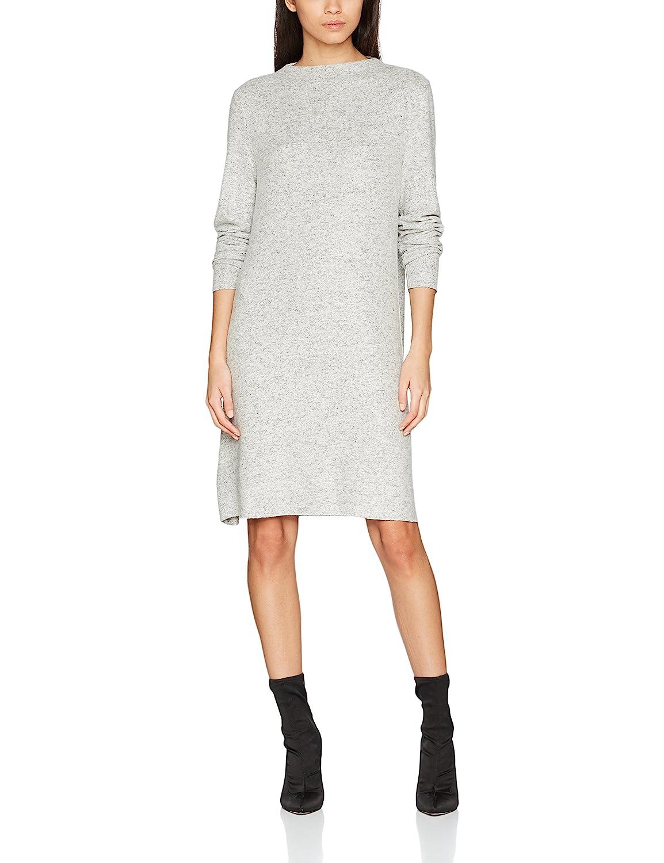 ONLY NOS Damen Kleid Onlkleo L/S Dress KNT Noos 15146553