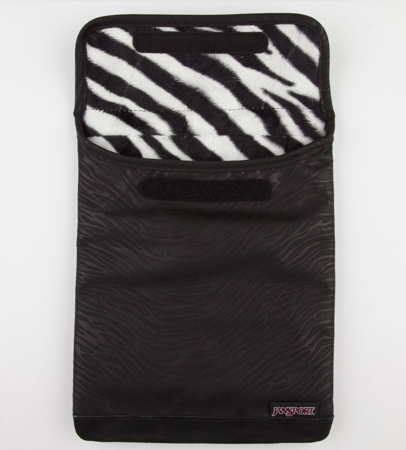 JanSport 2.0 Tablet Sleeve (Black Gloss Zebra) by JanSport (Image #3)