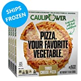 CAULIPOWER Three Cheese Cauliflower Crust