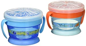 Disney Finding Dory 2 Piece Reusable Snack Cups