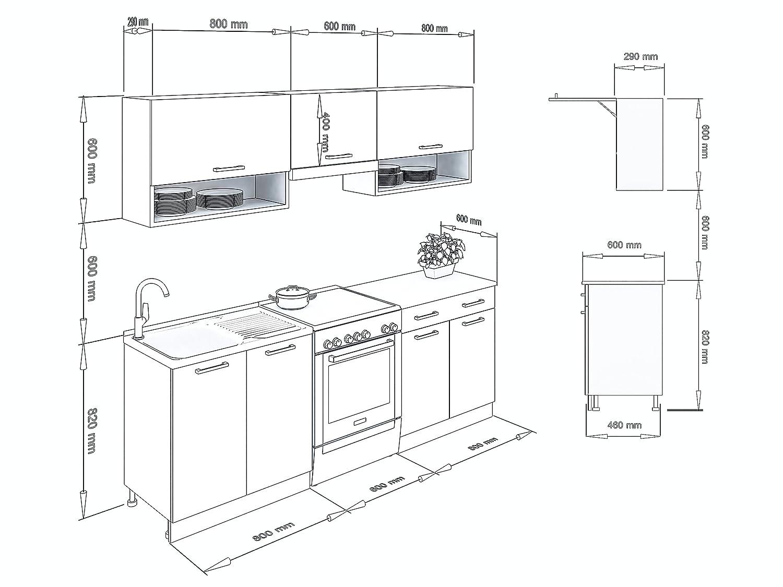 Großartig Küchenmöbel Nj Fotos - Küchen Design Ideen - talkychamber.info