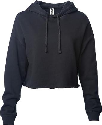 hood crop top