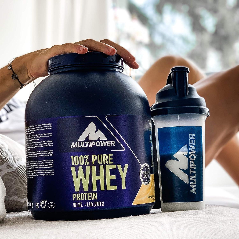 Multipower 100% Whey Protein French Vanilla - 2000 gr