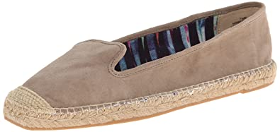 Beachinit  Nine West Damens's Beachinit  Suede Ballet Flat, Taupe bb56ca