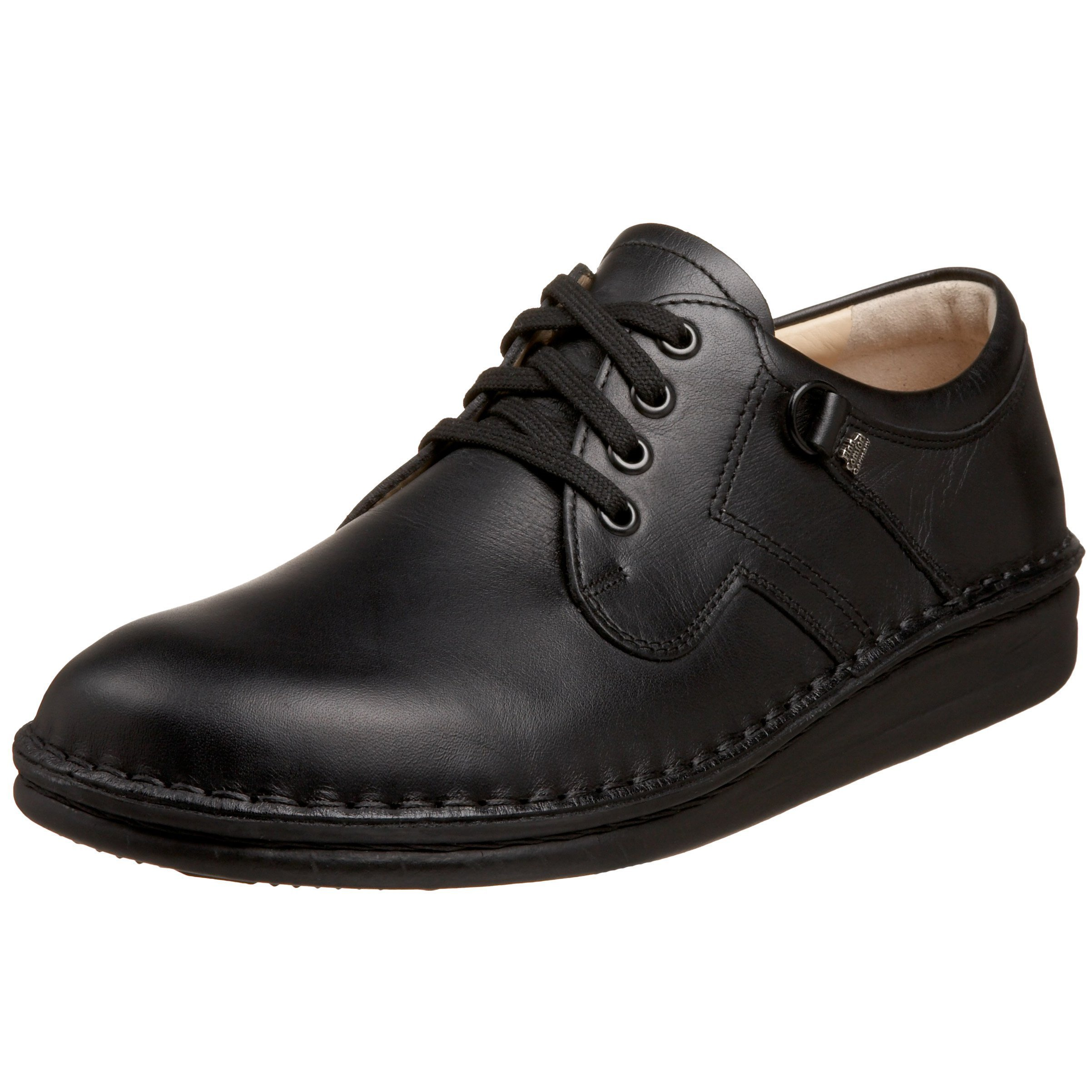 Finn Comfort Men's Vaasa Black Nappa 50 European