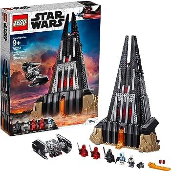 LEGO Star Wars , Castillo de Darth Vader (Exclusivo Amazon) 75251