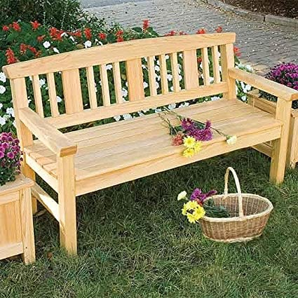 Marvelous Woodworking Project Paper Plan To Build Garden Bench Creativecarmelina Interior Chair Design Creativecarmelinacom