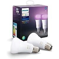 Philips Hue standaardlamp - wit en gekleurd licht - 2-pack