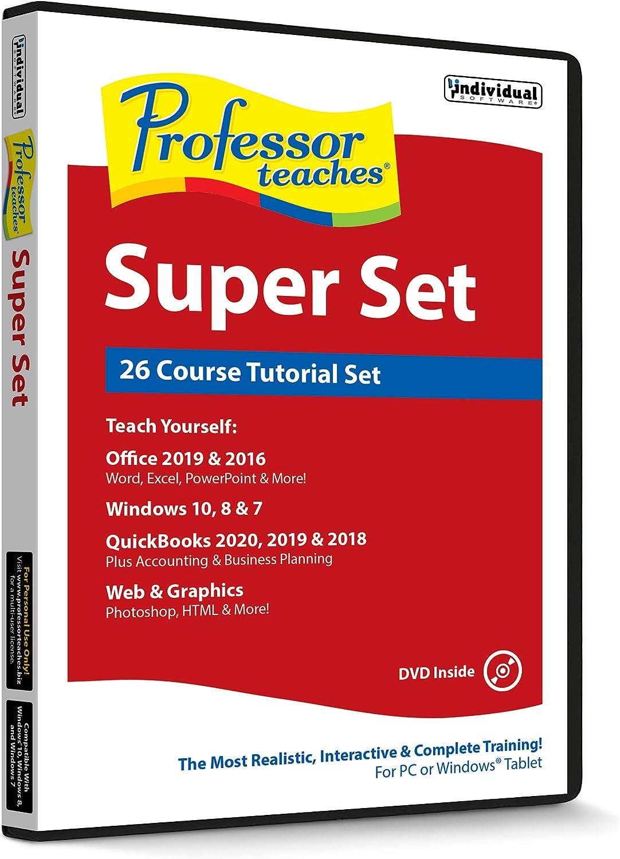 Professor Teaches Super Set