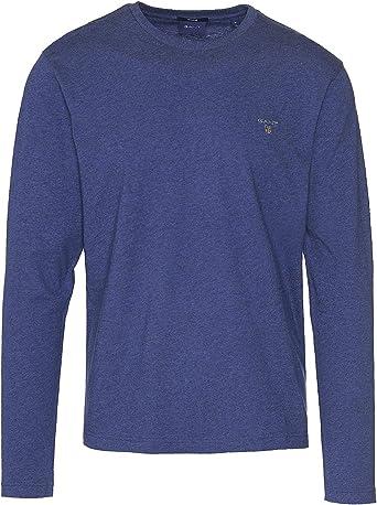 GANT The Original Long Sleeved T-Shirt Camisa Manga Larga para Hombre: Amazon.es: Ropa y accesorios