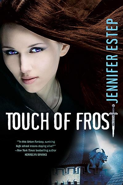 Ebook Crimson Frost Mythos Academy 4 By Jennifer Estep