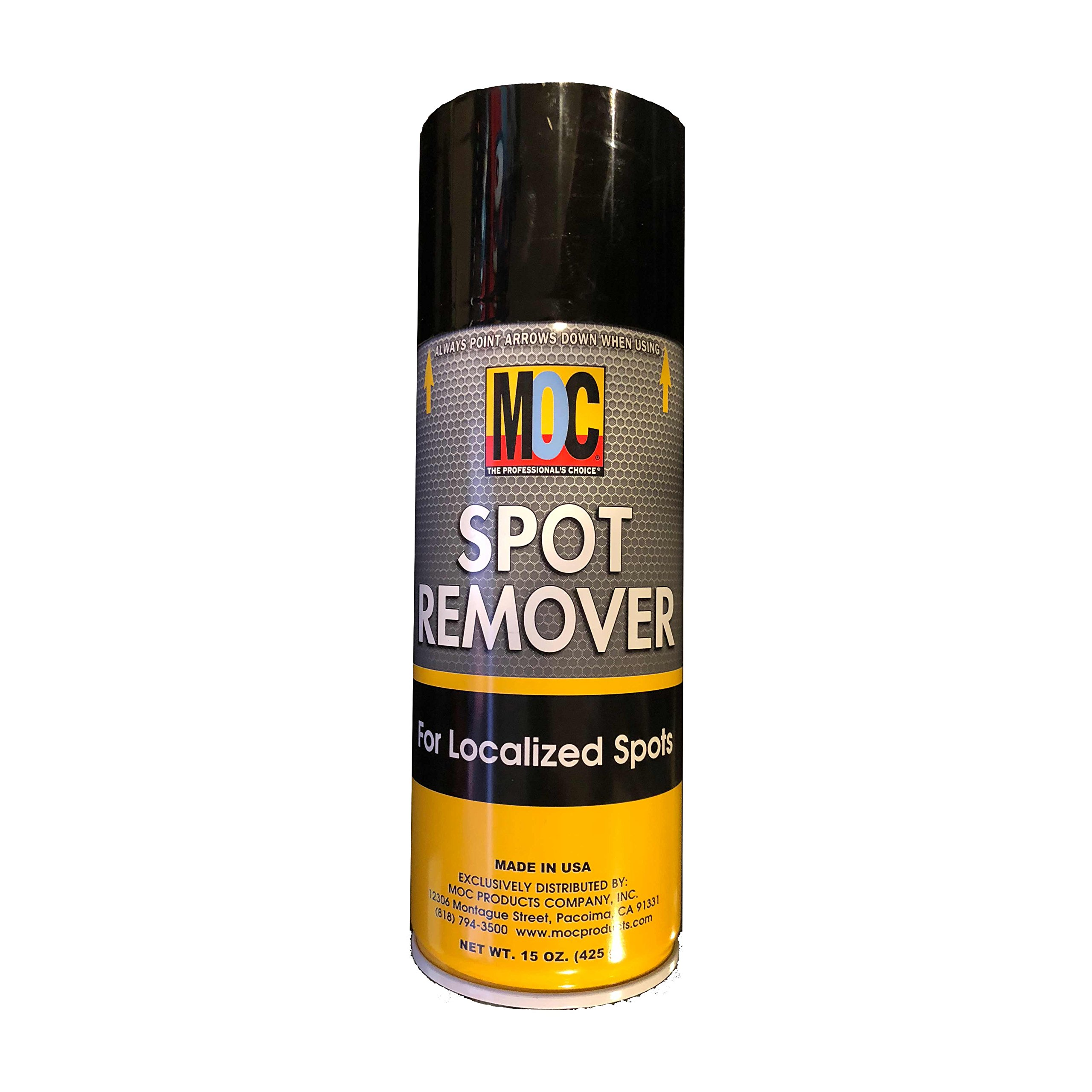 MOC SPOT Remover - for localized spots (Professional Detailer's #1 Choice)