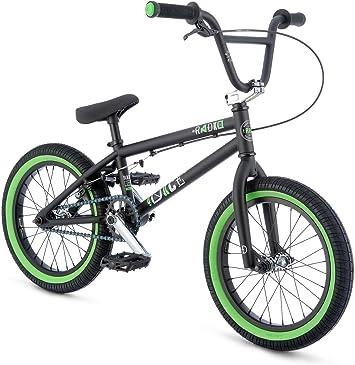 Radio Bikes Dice Bicicleta BMX, Unisex Adulto, Negro, 20: Amazon ...