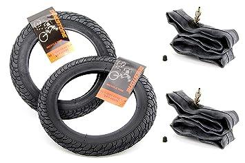 Set: 2 neumáticos 47 - 203 (12 x 1.75) Kenda + 2 x Manguera ...