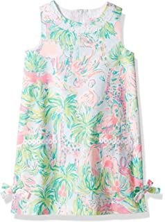 a564722f46ccca Amazon.com: Lilly Pulitzer Girls' Little Leonie Romper: Clothing
