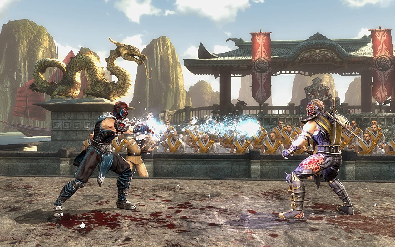 Amazon.com: Mortal Kombat: Komplete Edition - Playstation 3: Whv Games: Video Games