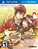 Aksys Games Code: Realize Future Blessings PSV - PlayStation Vita