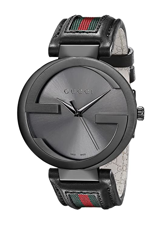 mens global watches item gu market store g rakuten gucci en black watch timeless silver
