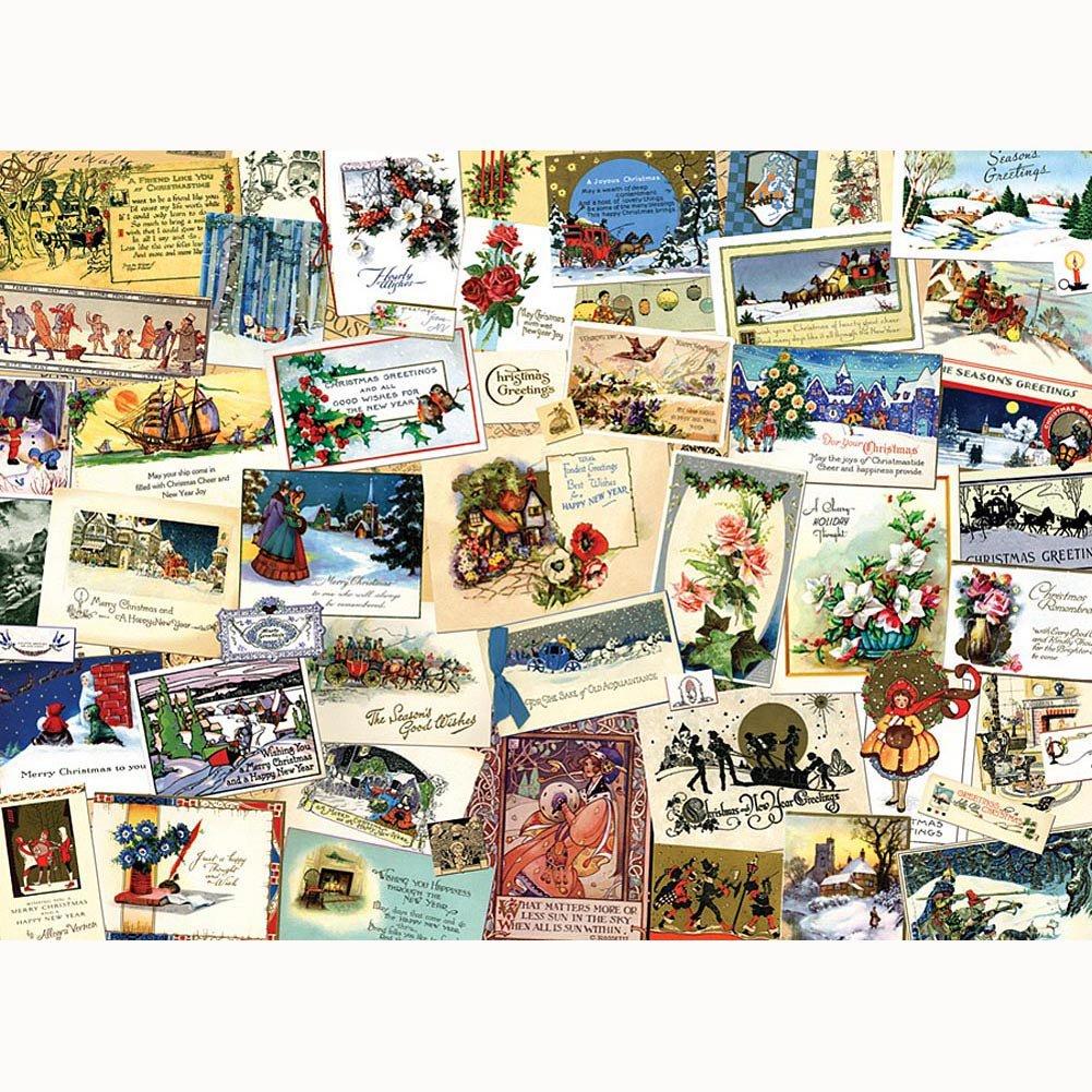 Reducción de precio Cobble Hill Victorian Greeting Cards Jigsaw Puzzle, 1000-Piece by Cobble Hill