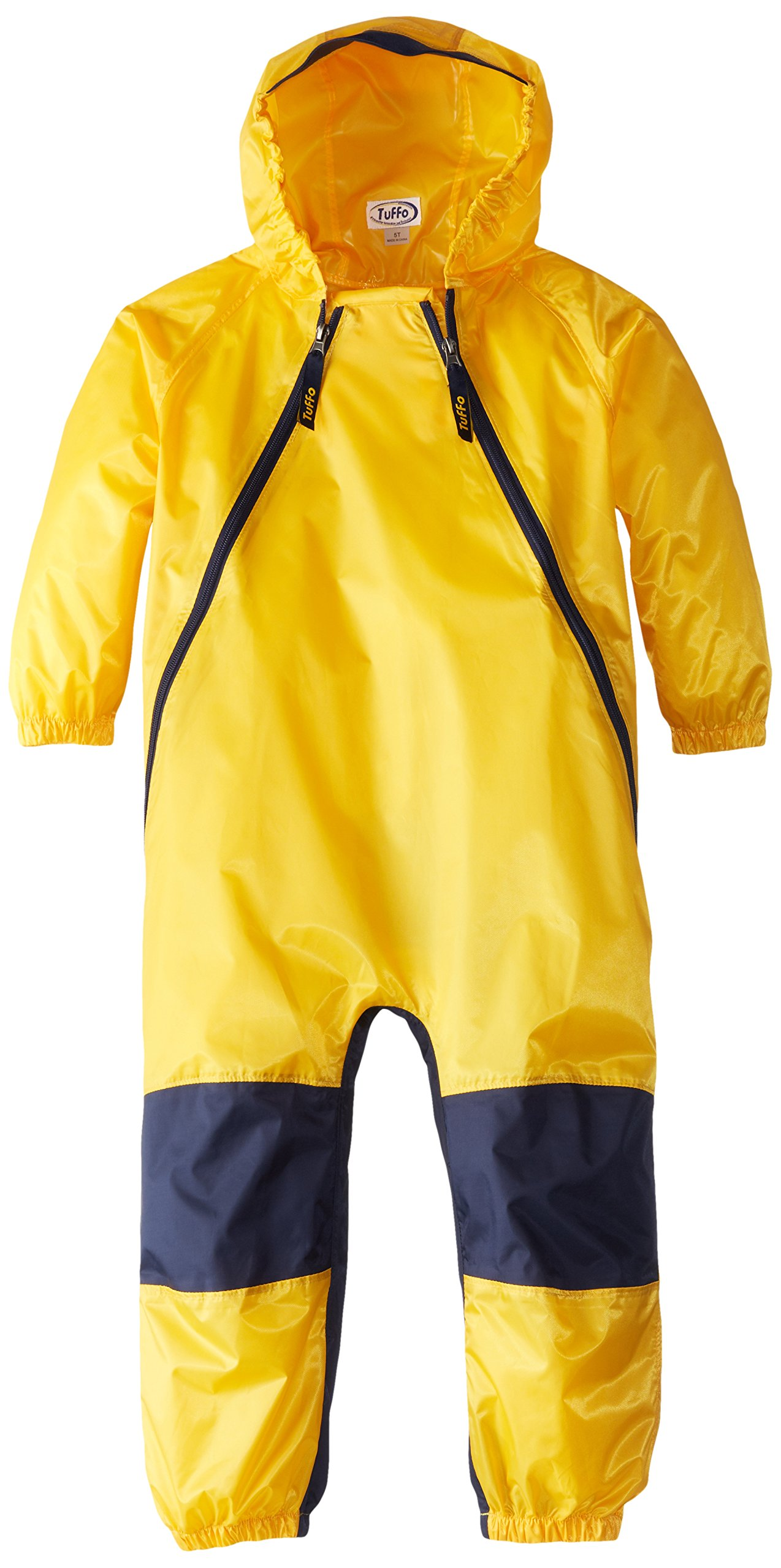 Tuffo Muddy Buddy Overalls (5T, yellow) by Tuffo