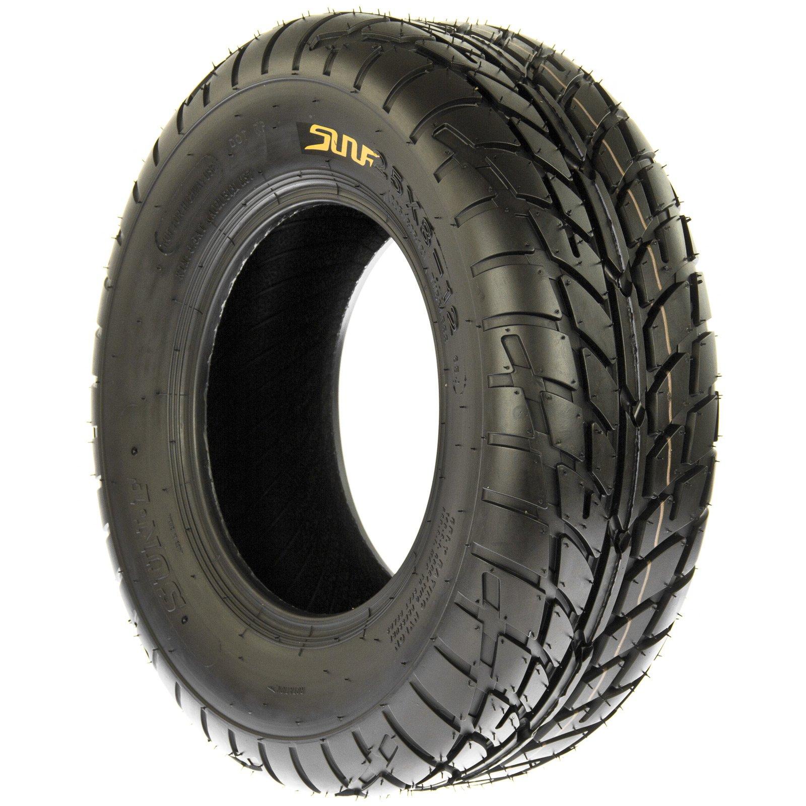 SunF Quad ATV Road Race Tires 225/45-10 225 45 10 4 PR A021 (Full set of 4) by SunF (Image #2)