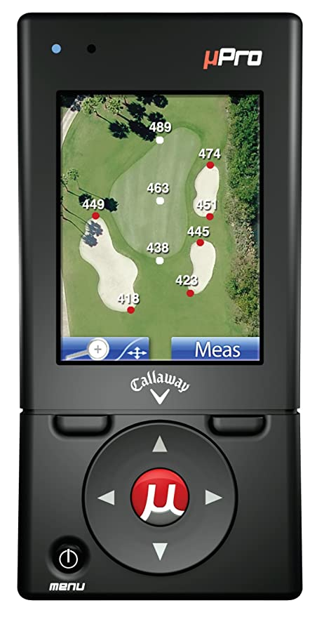 amazon com upro golf gps by callaway golf discontinued by rh amazon com