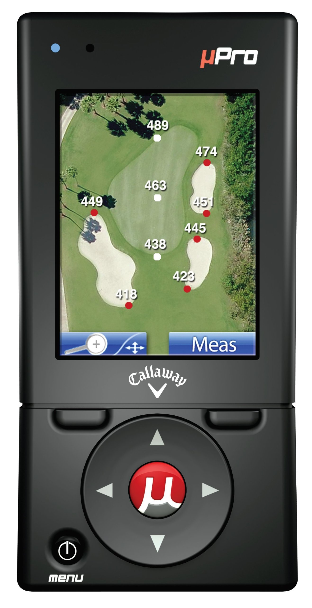 uPro Golf GPS by Callaway Golf (Discontinued by Manufacturer)