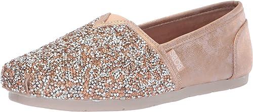 Skechers Little Kids BOBS World ~Sweet Kicks~ Slip-On Shoes 93D New