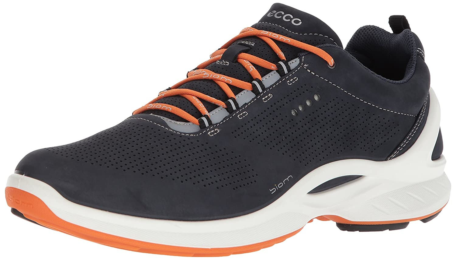 ECCO Men's Biom Fjuel Terrain Oxford 40 EU/6-6.5 M US|Navy