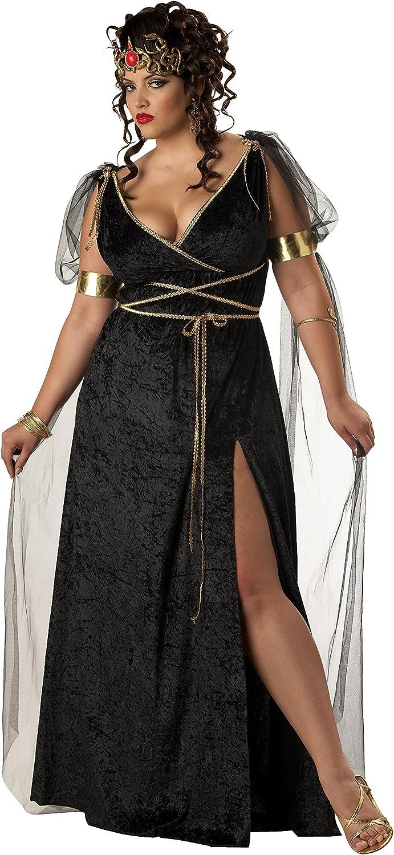 Disfraz de Medusa para mujer talla grande: Amazon.es: Juguetes y ...