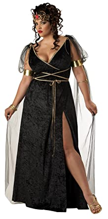 Plus Size Black Costumes