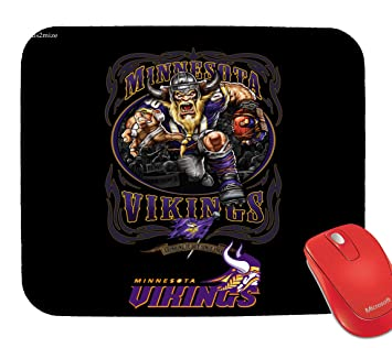 Minnesota Vikings Sport Laptop Mouse Pad Mat Gaming Desktop Computer