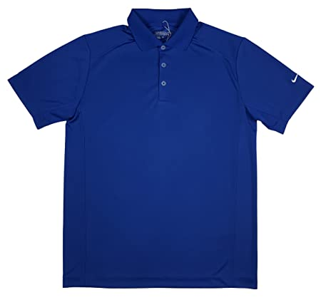 Nike Victory Solid Golf Polo Top 818050 480 SIZE (Medium) Game ...