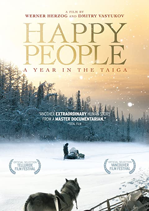 Amazon.com: Happy People: A Year in the Taiga: Werner Herzog ...
