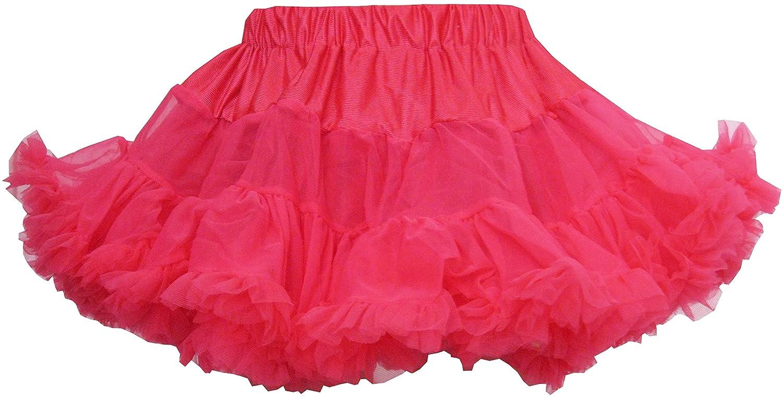 Sunny Fashion Kids Girls Cake Skirt Tutu Dancing Multi Tulle Layers