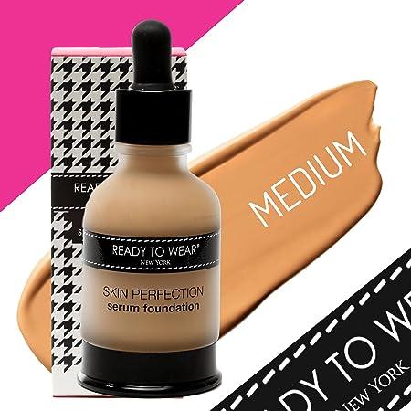 Ready To Wear Skin Perfection Serum Foundation MEDIUM
