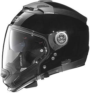 New Free P/&P! Nolan N44 Evo Classic N-Com Glossy Black Motorcycle helmet