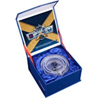 2018 NHL Winter Classic New York Rangers vs. Buffalo Sabres Crystal Puck - Filled With Ice… photo