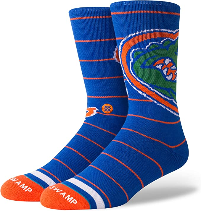 Stance W525C18GAW Womens Gators Crew Sock