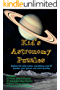 Kids Astronomy Puzzles: Explore the solar system completing over 30 puzzles, word games, and word searches (Kid's Word Puzzles for Learning Book 1)