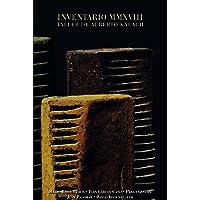 INVENTARIO MMXVIII TALLER DE ALBERTO KALACH