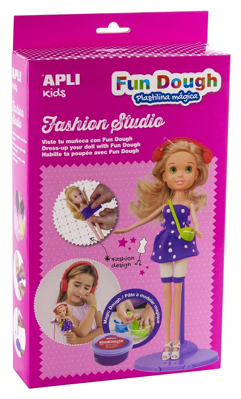 Apli Kids 14498 Blonde Fun Dough Fashion Doll