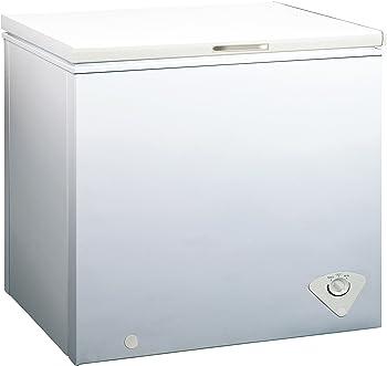 #2 Midea WHS-258C1 Single Door Chest Freezer