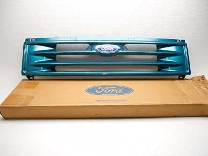 Amazon NOS New OEM Ford Grille 1992 1997 Aerostar F29Z 8200 A Green Everything Else