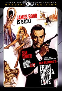 from Russia with Love Movie Poster 24 x 36 Inches Full Sized Print Unframed Ready for Display