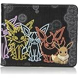 """Buckle-Down Buckle-Down Bifold Wallet Pokemon Accessory, -Pokemon, 4.0"""" x 3.5"""""""