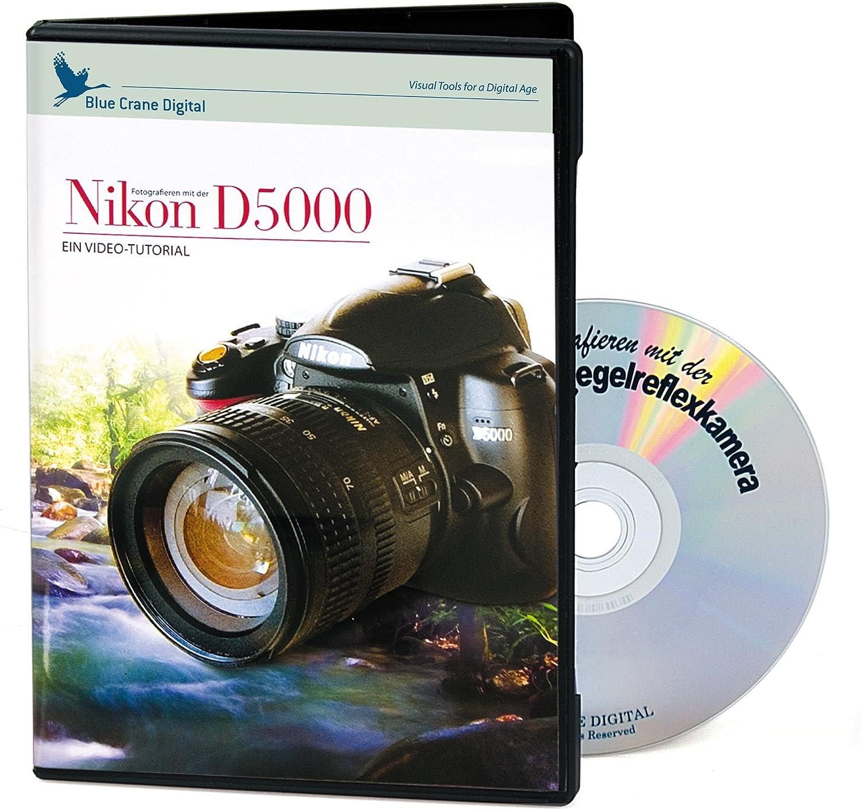 Kaiser - Tutorial de vídeo para Nikon D5000 para principiantes ...