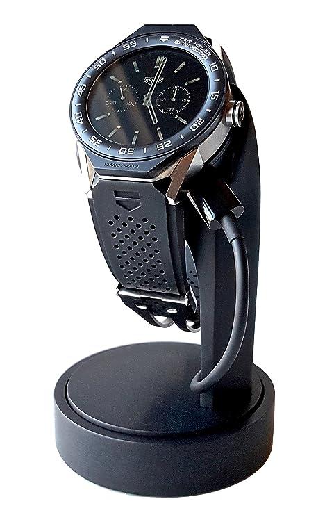 2ème Génération Tag Heuer Connected modulaire 45 Smart Watch Support de Charge pour OEM Chargeur: Amazon.fr: High-tech