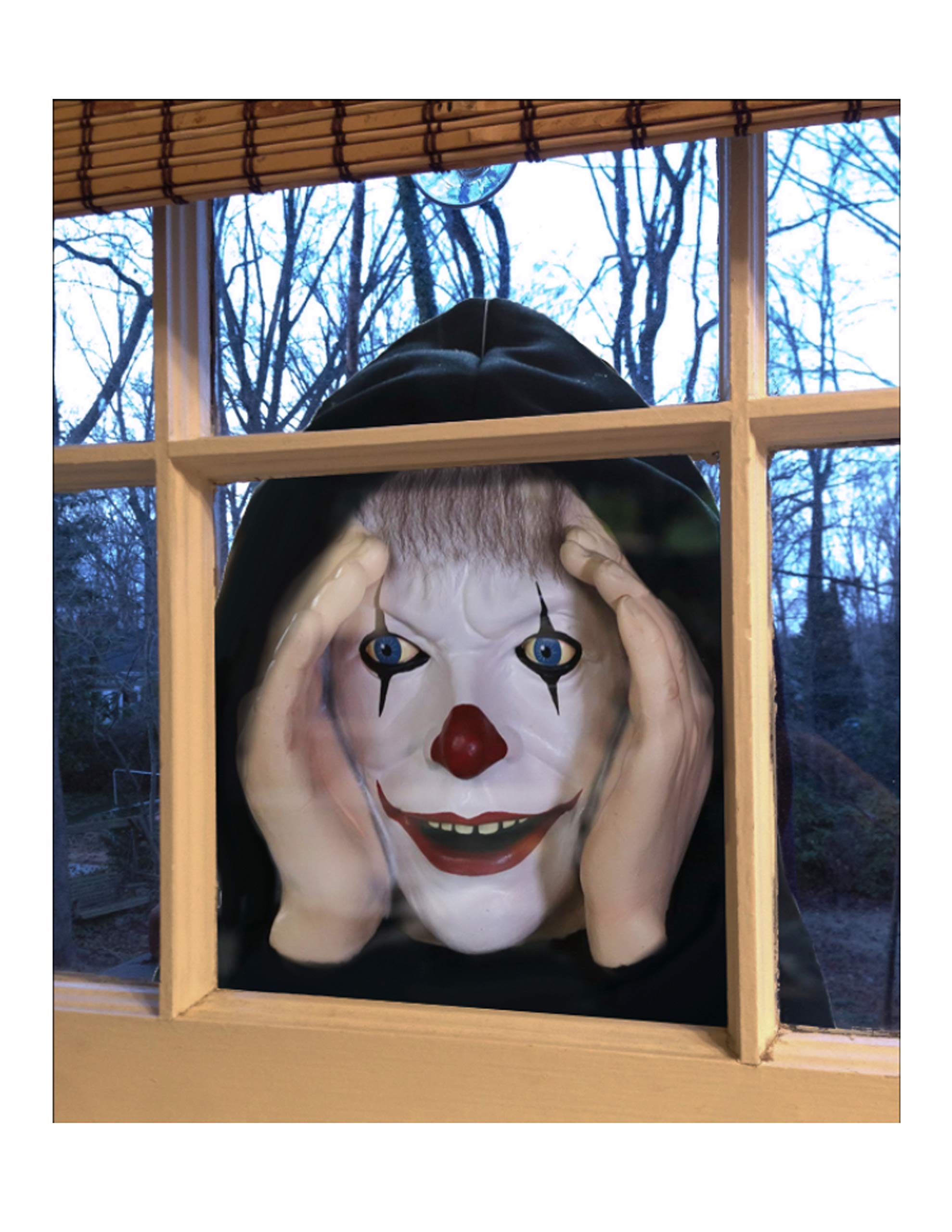 Scary Peeper Giggle Clown by Scary Peeper Fright At First Sight (Image #2)